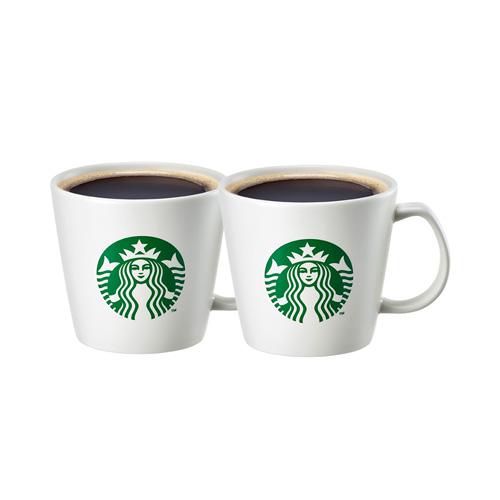 스타벅스 따뜻한 아메리카노 커플세트
